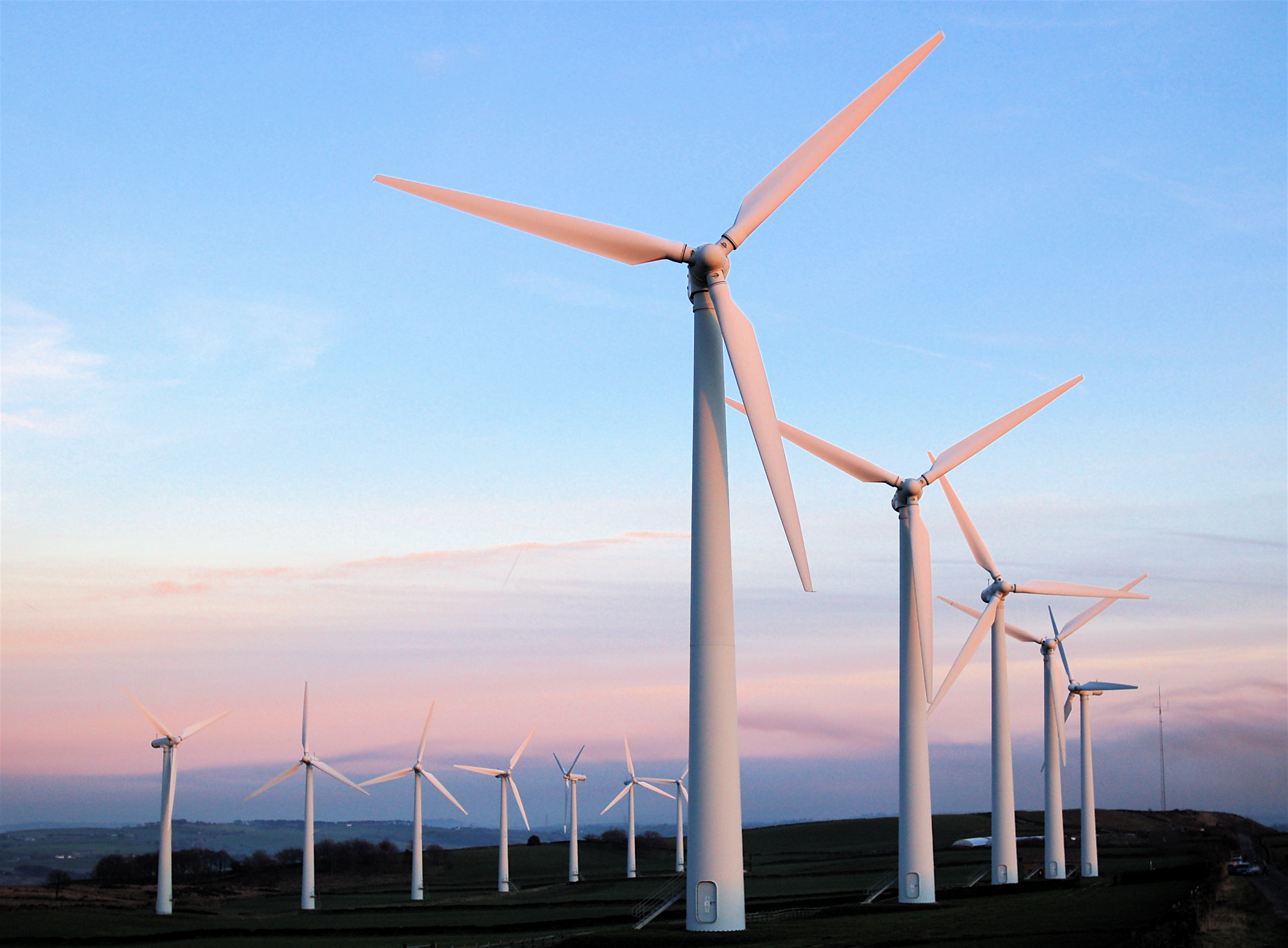 wind turbines wind energy